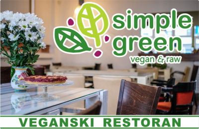 Simple green - veganski restoran