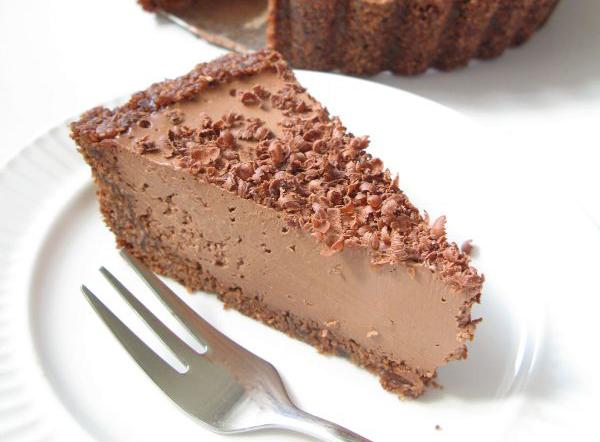 Sirovi veganski čokoladni cheesecake